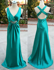 NWT MASQUERADE $120 JADE Ball Homecoming Prom Gown 13