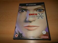 FACTORY SEALED RESIDENT EVIL CODE VERONICA X FOR NINTENDO GAMECUBE CAPCOM
