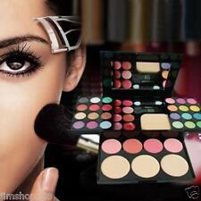 Blush Brillant À Lèvres Brillance Palette Ombres À Paupières Kit De Maquillage