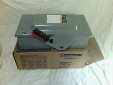 ***NIB*** Schneider/Square D HU362 Series F05 60 Amp, 600 Volt Safety Switch