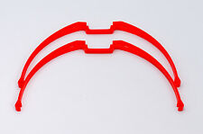Replacement Leg 2x Red for Multifunction Landing Skid Gear DJI F450 F550