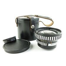 Para m42 Carl Zeiss Jena cebra Flektogon 4/20 lente/lens + Case