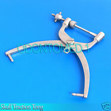 Skull Traction Tong Orthopedic Instruments