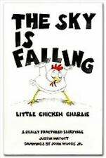 The Sky Is Falling (Little Chicken Charlie)-ExLibrary