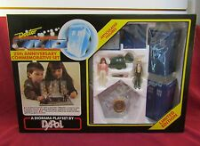 DAPOL Dr. Who 25th Anniversary Commemorative Playset K9 Sylvester Mel Tardis