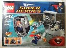 LEGO MARVEL SUPER HEROS 76009 - Superman Black Zero Escape