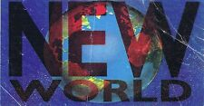 NEW WORLD Rave Flyer Flyers A6 24/8/90 178 Junction Road Kentish Town London
