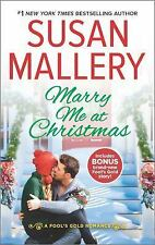Fools Gold: Marry Me at Christmas 21 by Susan Mallery (2016, Paperback)