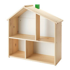 Dolls House /Wall Shelf Children's Toy Storage Playroom Bedroom Play Ikea FLISAT