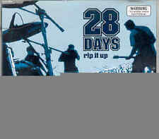 28 Days - Rip It Up, CD-Maxi
