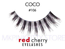 Red Cherry Lashes #106 False Eyelashes  Fake Eyelashes