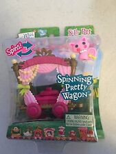 NEW in Package – Mini Lalaloopsy Silly Pet Train – Spinning Pretty Wagon – Cat