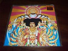 The Jimi Hendrix Experience,Axis Bold As Love,2010 Stereo Press.New Sealed Cond.
