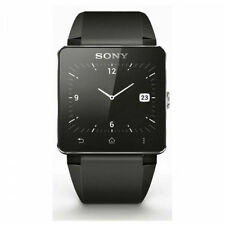 Sony SmartWatch 2 SW2 NFC Bluetooth For Android Black Wristband
