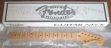 "Fender® USA One Piece Maple Strat Neck~'70s-style~9.5"" Radius~22 Frets~Brand New"