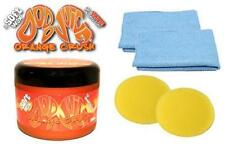 Dodo Juice Orange Crush 250ml Soft Wax Warm Coloured Cars & 2 FREE Pads & Cloths