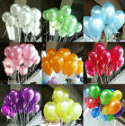 100PCS Colorful Pearl Latex Balloon Celebration Party Wedding Birthday Decor 10