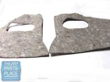 1962-67 Chevrolet Nova / Chevy II Kick Panel Insulation Set - Pair