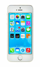 Apple iPhone 5s - 32GB - Silver (Boost Mobile) Smartphone