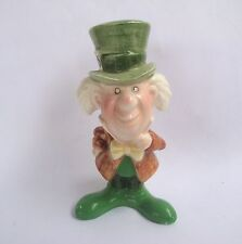 Porcelaine ceramic Disney Alice aux pays des merveilles in Wonderland Mad Hatter