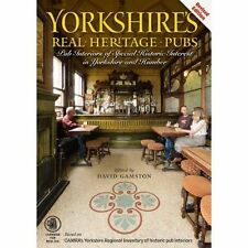 Yorkshire's Real Heritage Pubs by CAMRA Books (Paperback, 2014)