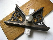 MARSHALL'S 1877 PATENT SQUARE MFG'D BY DAVIS LEVEL