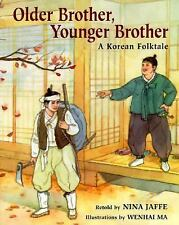 Older Brother, Younger Brother-ExLibrary