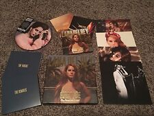 Born To Die: Paradise Edition BOX SET RARE Lana Del Rey