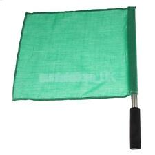 Referee Soccer Hocky Lineman Track and Field Flag Competition Flag Green