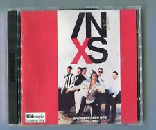 INXS 2 cds CD-ROM  GREATEST VIDEO HITS 1980 - 1990 # OPCR-2001 MPEG