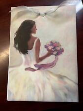 50 Blank Quinceanera Invitations- Water colors