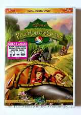 Tinker Bell Fairies Pixie Hollow Games Disney Sports Competition Movie DVD Digit