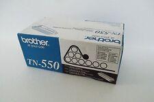 Brother Black Toner Cartridge 3.5K MFC-8460N 8860DN HL-5240 TN-550 NEW SEALED