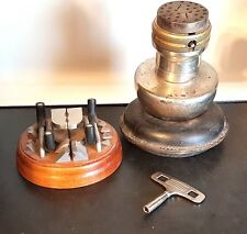 Vintage Engravers Jewellers Watchmakers Heavy Ball Vice Engraving Attachments