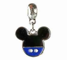 Cartoon 925 Silver Charm Beads Pendant Fit sterling Bracelet Necklace Chain #B39