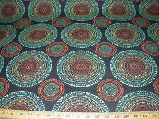 """~24 2/8 YDS~MILL CREEK""""SUZANI""""SPIROGRAPH~IN-OUTDOOR UPHOLSTERY FABRIC FOR LESS~"""