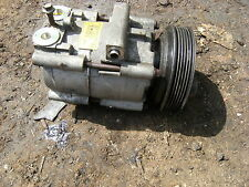 FORD FIESTA ST150 AIR CONDITIONING PUMP, BREAKING WHOLE CAR