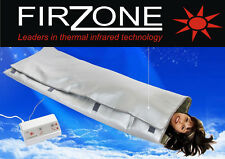 Firzone FZ 200 Portable Far Infrared ray FIR Sauna blanket slimming home Spa