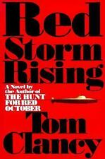 Acc, Red Storm Rising, Tom Clancy, 0399131493, Book
