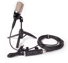 Compact Desk Top Home Recording Microphone Pack - Vocals