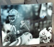 Jerry Rice 49ers Signed/Auto 8X10 AUTOGRAPHED SB XXIII MVP Inscription 1m