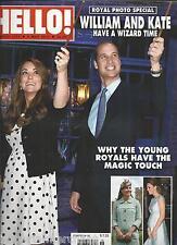Hello magazine Kate Middleton Prince William Louis Smith Karren Brady Maxima