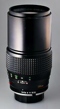 +Minolta Rokkor-QF 200mm f/3.5 MC Lens GREAT 4 Mirrorless - See Examples