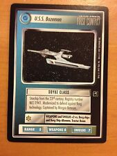Star Trek CCG First Contact U.S.S. Bozeman NrMint-Mint