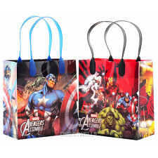 Avengers Captain America Authentic Licensed Small Party Favor Goodie 12 Bags
