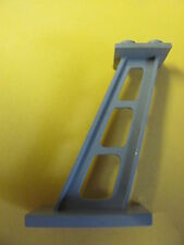 LEGO 4476 @@ Support 2 x 4 x 5 Stanchion Inclined  (x1) @@ LIGHT GREY YELLOWED