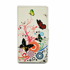 Wallet Magnet Flip Leather Phone Case Cover For Samsung Galaxy S6 J5 E7 Sony M4
