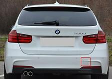 BMW F31 3 SERIES NEW GENUINE REAR M SPORT TOURING BUMPER TOW HOOK COVER 8056616