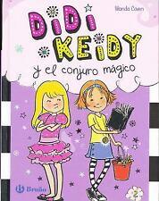 Didi Keidy: Didi Keidy y el Conjuro Mágico #2 2 by Wanda Coven (2015, Hardcover)