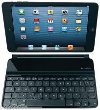 Logitech Wireless Ultrasottile Tastiera Cover per iPad mini 920-005021 - Nero
